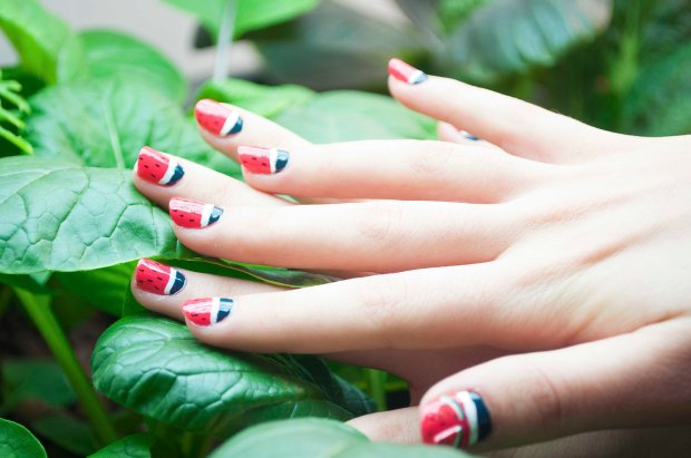 Photo from our event 'AQUANAILS'